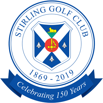 Formed in 1869, Stirling Golf Club celebrates its 150th year in 2019.