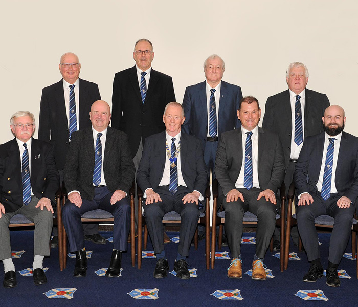 2020/21 Committee, Stirling Golf Club