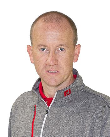 Kenny Monaghan, Head Professional, Stirling Golf Club
