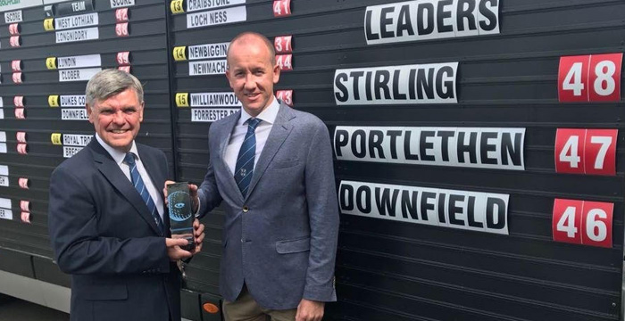 PGA Pro Captain Challenge - Great Result for Stirling Golf Club