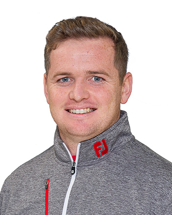 Scott Borrowman, Assistant Professional, Stirling Golf Club
