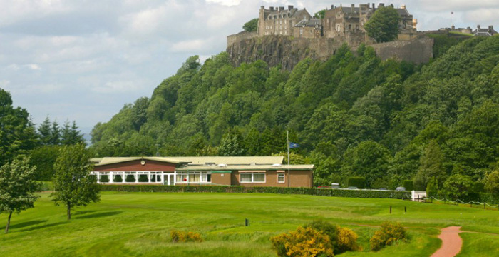 The Clubhouse is the focal point of Stirling Golf Club, with a relaxed and friendly atmosphere.
