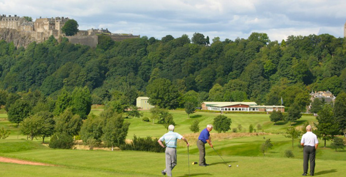 Our Clubhouse restaurant offers one of the best dining views in Stirling and provides excellent food and varied menus