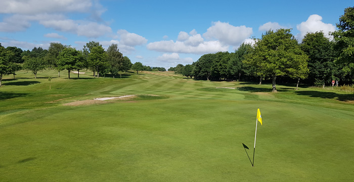 Course Gallery - Stirling Golf Club - 11th Hole, Spires