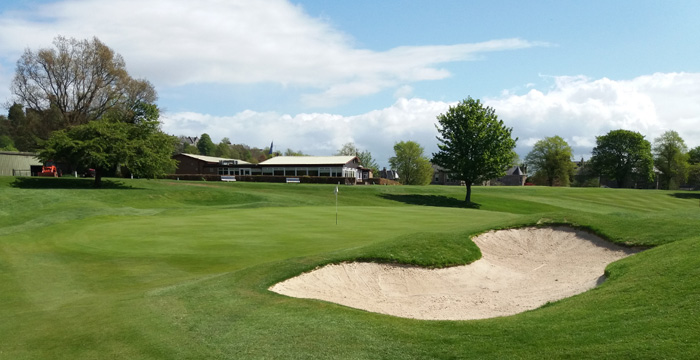 Course Gallery - Stirling Golf Club - 14th Hole, Ballengeich