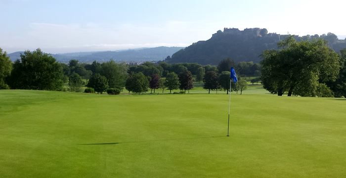 Course Gallery - Stirling Golf Club - 15th Hole, Cotton's Fancy