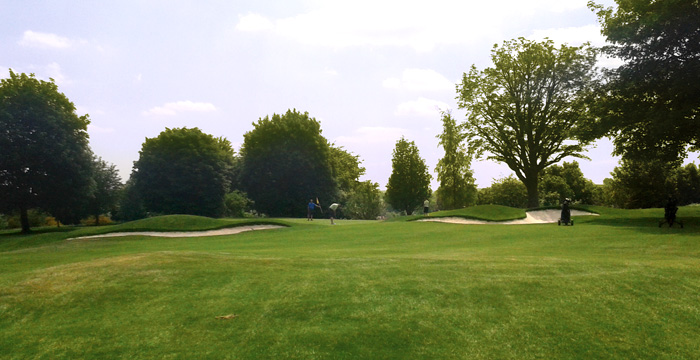 Course Gallery - Stirling Golf Club - 6th Hole, Flagstaff