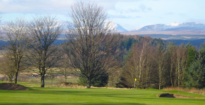 Course Gallery - Stirling Golf Club - 7th Hole, Craigforth