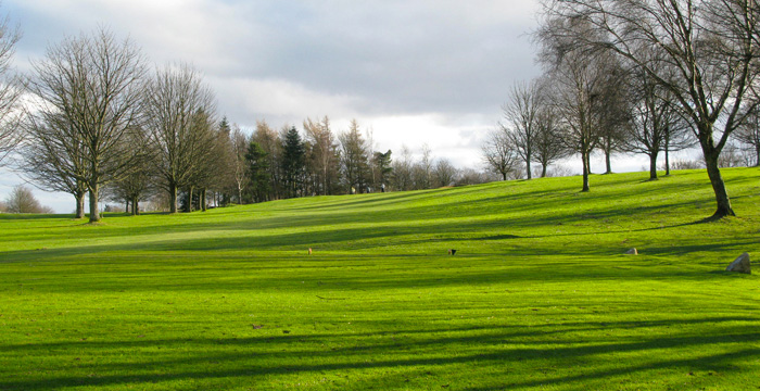 Course Gallery - Stirling Golf Club - 8th Hole, Gillieshill