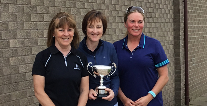 Ladies 2018 Tri Am Competition Results