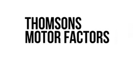 Visit the Thomsons Motor Factors website